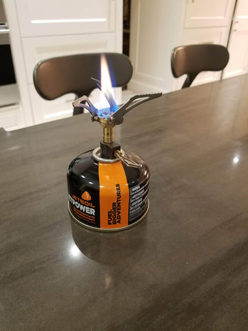 Image of Tiny Camping Stove