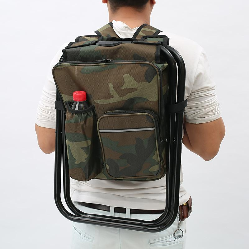 3 in 1 - Cooler, Backpack, Chair - The Gear Gods