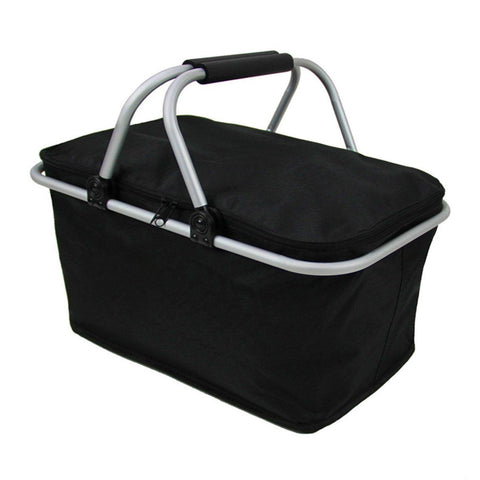 Image 1 of Picnic Basket Cooler
