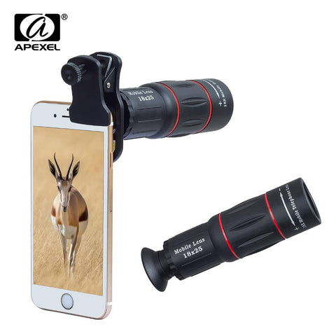 Image 1 of Smartphone Zoom Lens