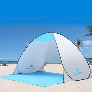 Beach Pop Up Tent - The Gear Gods
