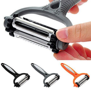 All in One - Peeler Slicer Grater