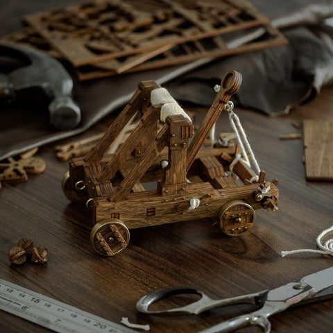 Medieval Catapult Replica Kit