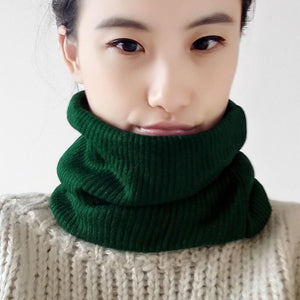 Cozy Neck Warmer Scarf