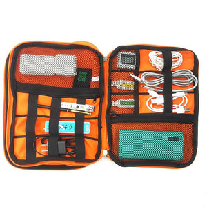 Travel Device Organizer - The Gear Gods