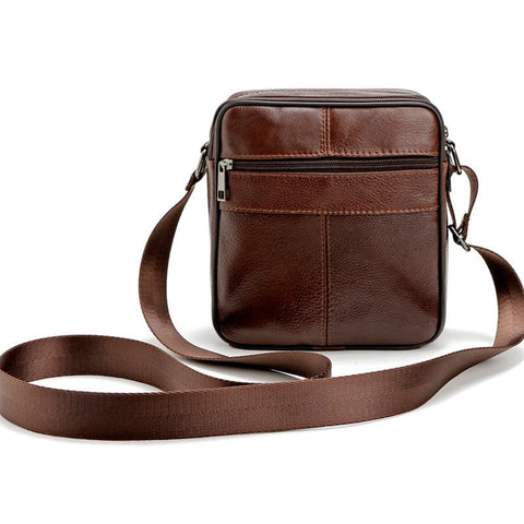 Brand Crossbody Designer PU Leather Men bag