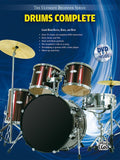 Ultimate Beginner Series: Drums Complete Book & DVD