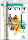 Hal Leonard Play Recorder Today