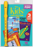 "Hal Leonard ""The Kids Collection"" Recorder Pack"