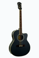 De Rosa Thin Body Acoustic/Electric Guitar