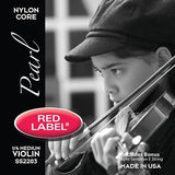 Red Label Violin String Sets