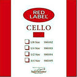 Red Label Cello String Sets