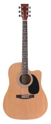 Crossroads Acoustic Electric Guitar