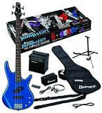 Ibanez Jumpstart Electric Bass Pack