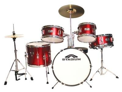 5 Piece Stadium Jr. Drum Set