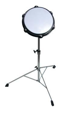 Practice Drum Pad w/ Stand