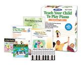 Alfred's Teach Your Child to Play Piano Beginners Kit