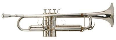 Oxford Trumpet - Silver Plated