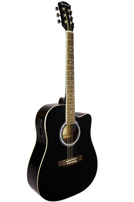 Glen Burton Cutaway Acoustic-Electric Guitar