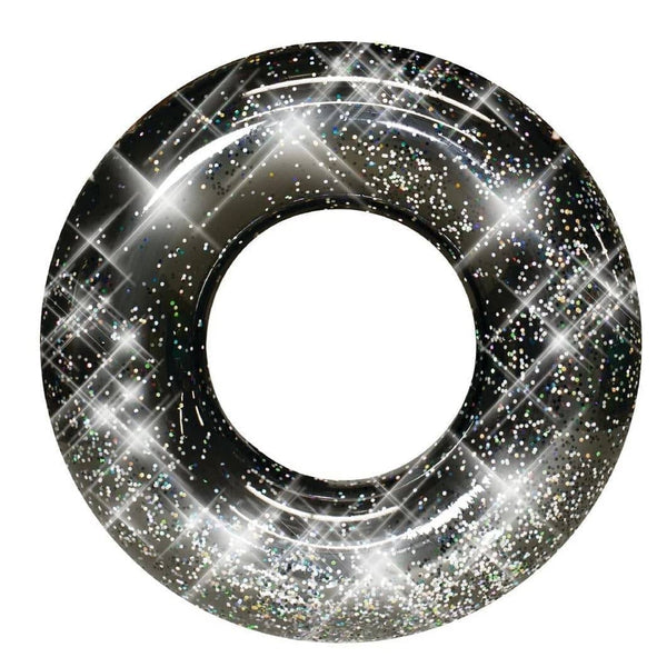 Black Onyx Glitter | Pool Tube - PoolCandy
