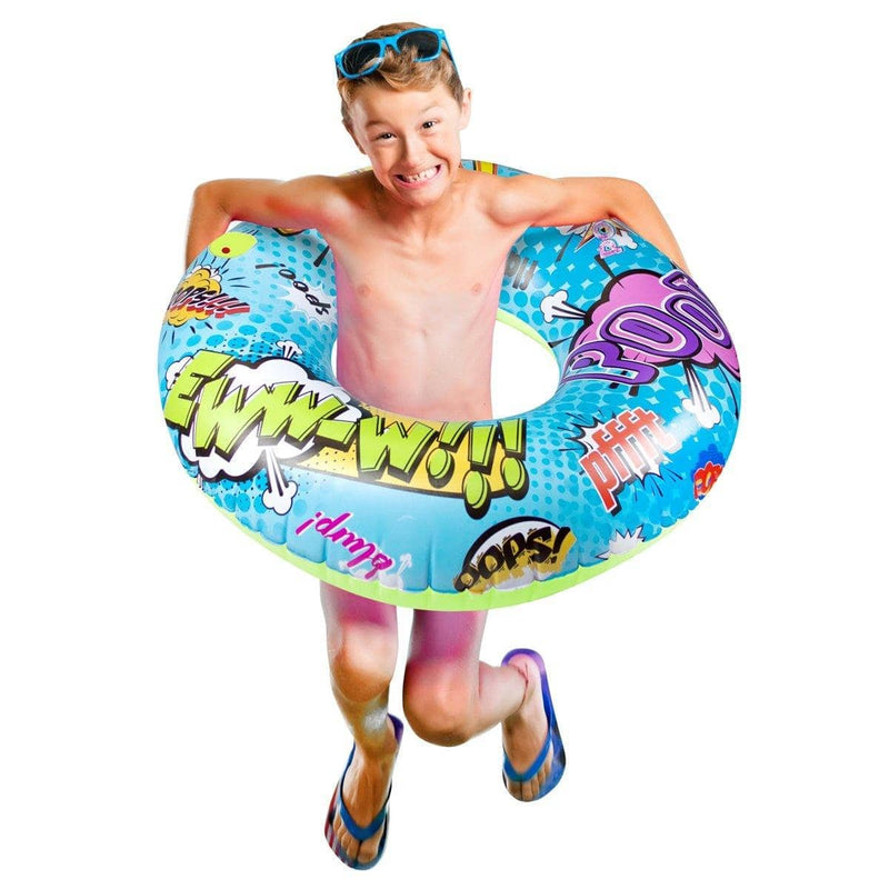 PoolCandy Fartmaster Novelty Pool Tube with Sound Effects - PoolCandy