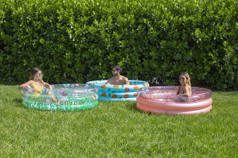 Poolcandy Garden Party Sunning Pool - PoolCandy