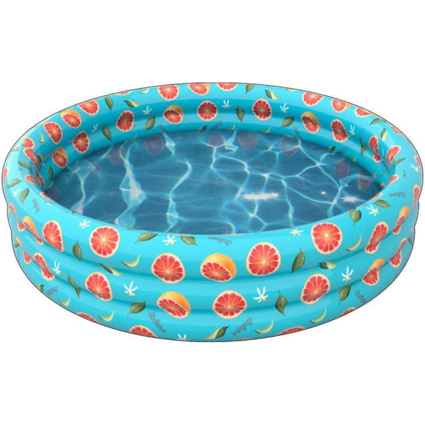 PoolCandy Grapefruit Sunning Pool - PoolCandy
