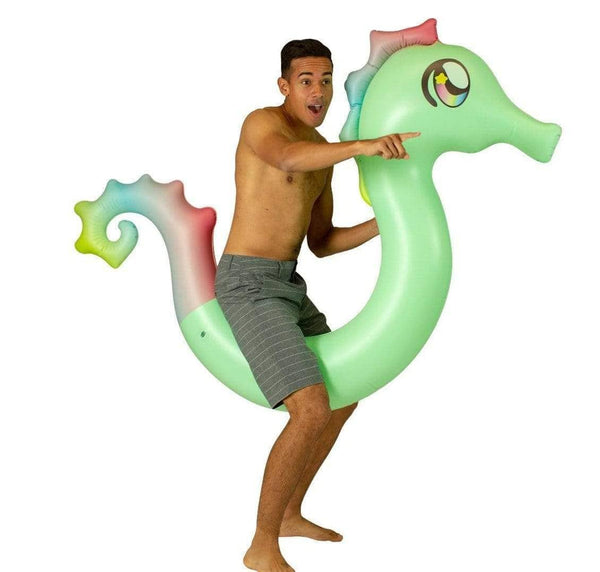 PoolCandy Seahorse Ride-On Pool Noodle - PoolCandy