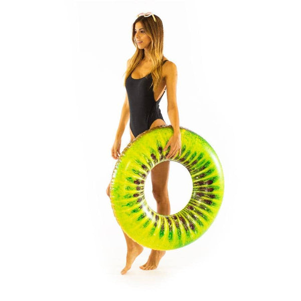 RealPrint Kiwi | Pool Tube - PoolCandy