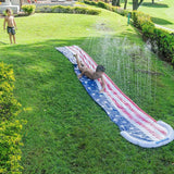 PoolCandy Stars & Stripes Collection  Backyard Water Slide