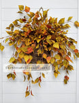 Fall Front Door Hanger