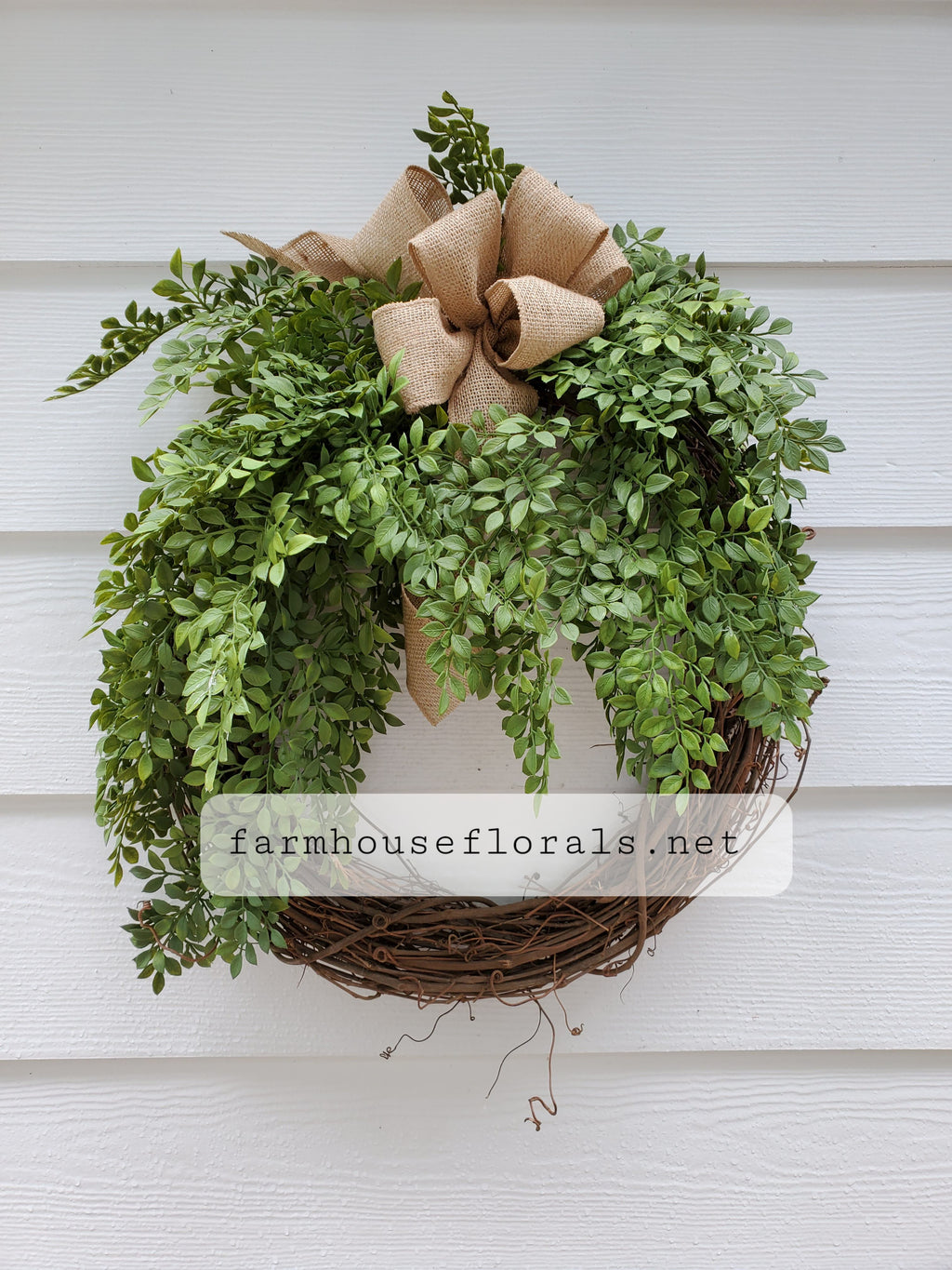 Everyday Front Door Wreath