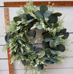 Eucalyptus Greenery Wreath