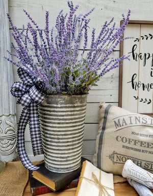 Farmhouse Lavender Arrangement  - Farmhouse Florals
