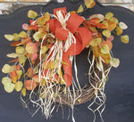 Gorgeous Fall Wreath Fall - Farmhouse Florals