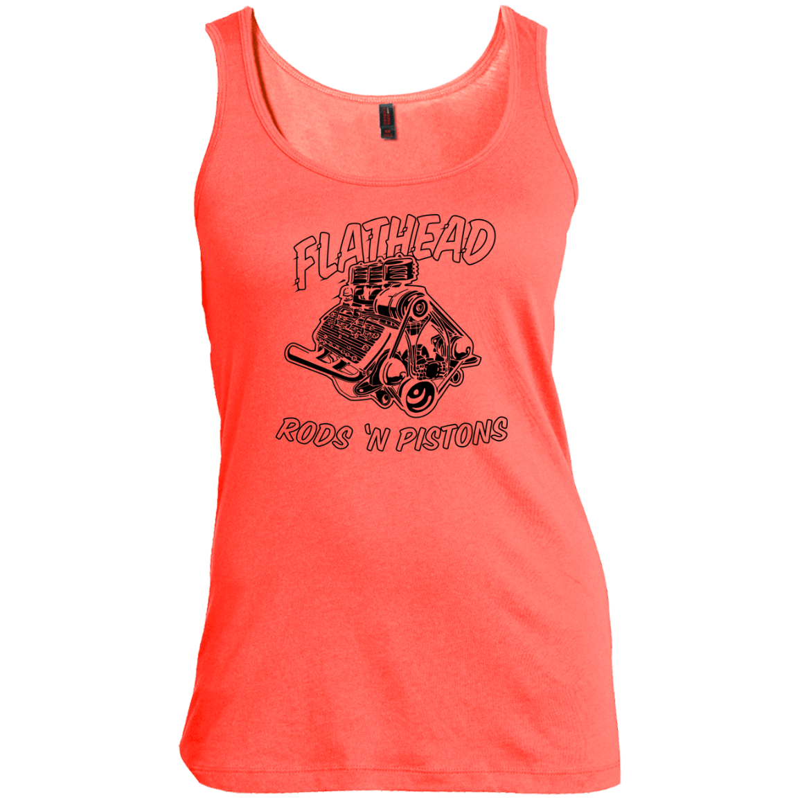 Flathead Women's Scoop Neck Tank Top