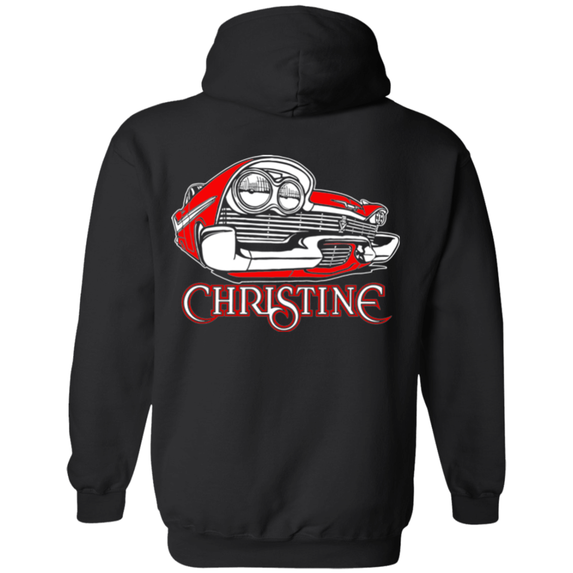 Christine Pullover Hoodie