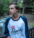 3/4 Sleeve Royalty 00 - Royalty Raiments Royalty Raiments