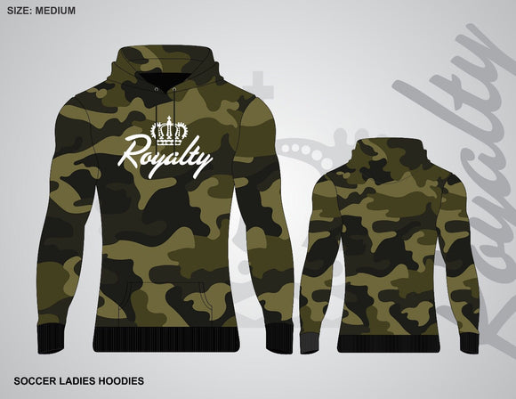 Camo hoodie - Royalty Raiments Royalty Raiments