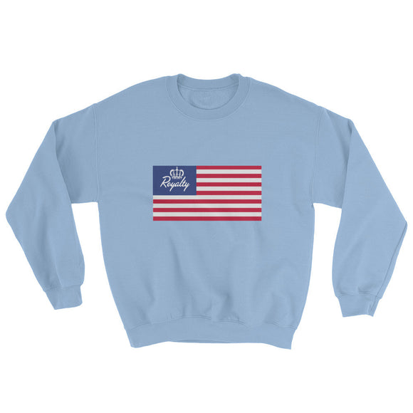 America Crewneck - Royalty Raiments Royalty Raiments