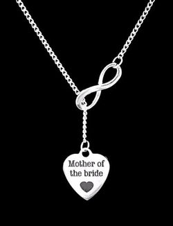 Wedding Gift Mother Of The Bride Thank You For Raising The Woman Lariat Necklace