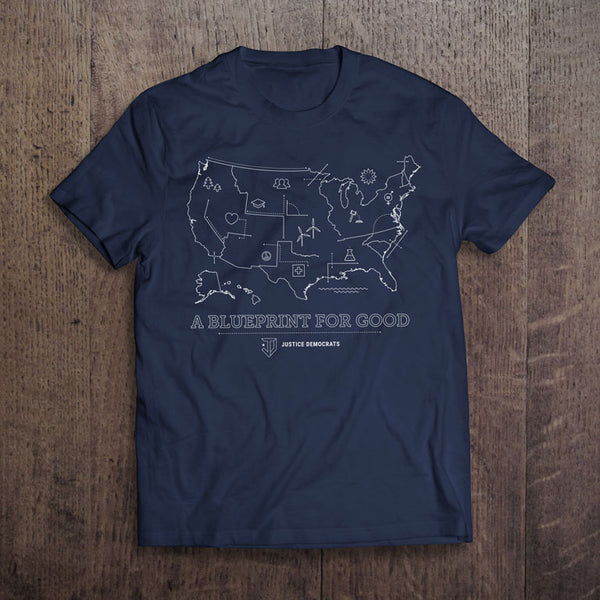 JD Blueprint Shirt