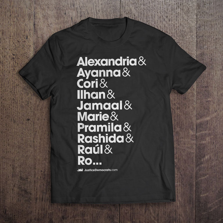 The New Squad T-Shirt
