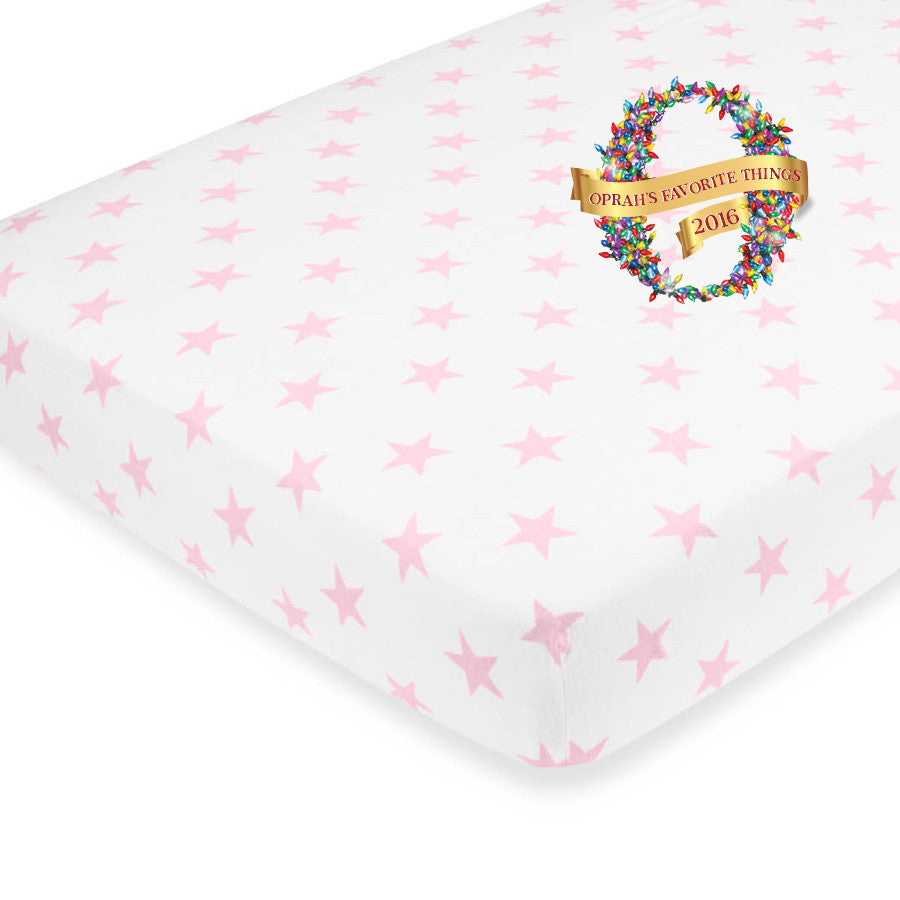Grace Cosy Muslin Cot Sheet