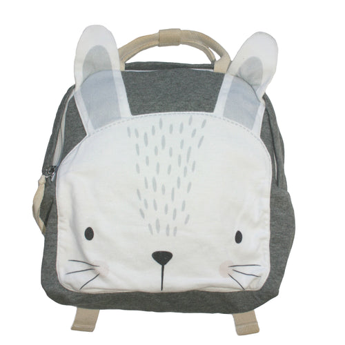 Bunny Back Pack Grey