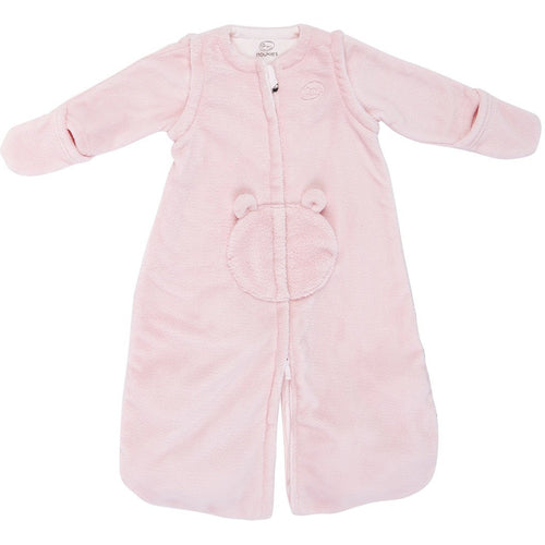 Pink cocon sleeping bag Groloudoux - ALittleRaspberry