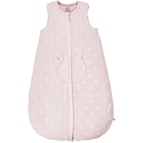 Pink cocon sleeping bag - ALittleRaspberry