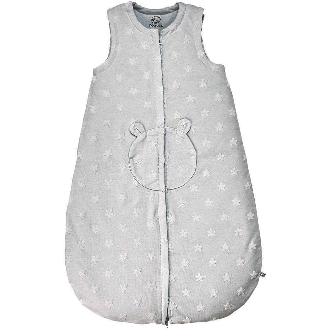 Light grey sleeping bag - ALittleRaspberry