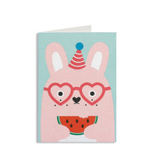 "Greeting/Decoration Card ""Ricebonbon"""
