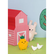 Riceananas Mini Plush Toy - Yellow